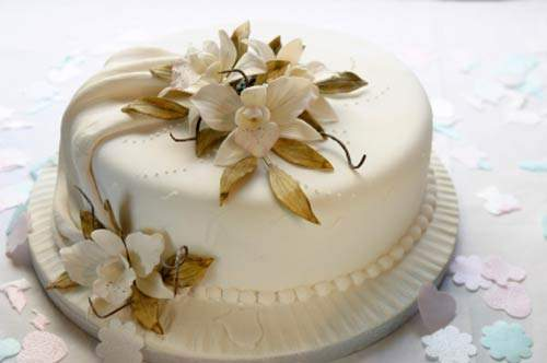 Small Square Wedding Cakes Ideas, Small Square Wedding Cakes ...