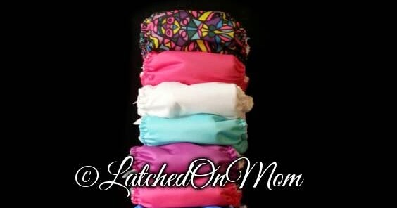 Latched On Mom: Cloth Diaper Adventures... Part 1