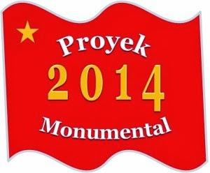 Proyek Monumental 2014