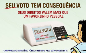 ELEIÇÕES 2012: VOTO NÃO PREÇO...
