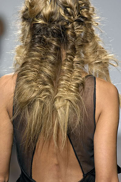 A cup of jos 39 pretty braids for Fish braid hairstyle