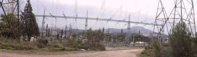 Parc de 400 kV
