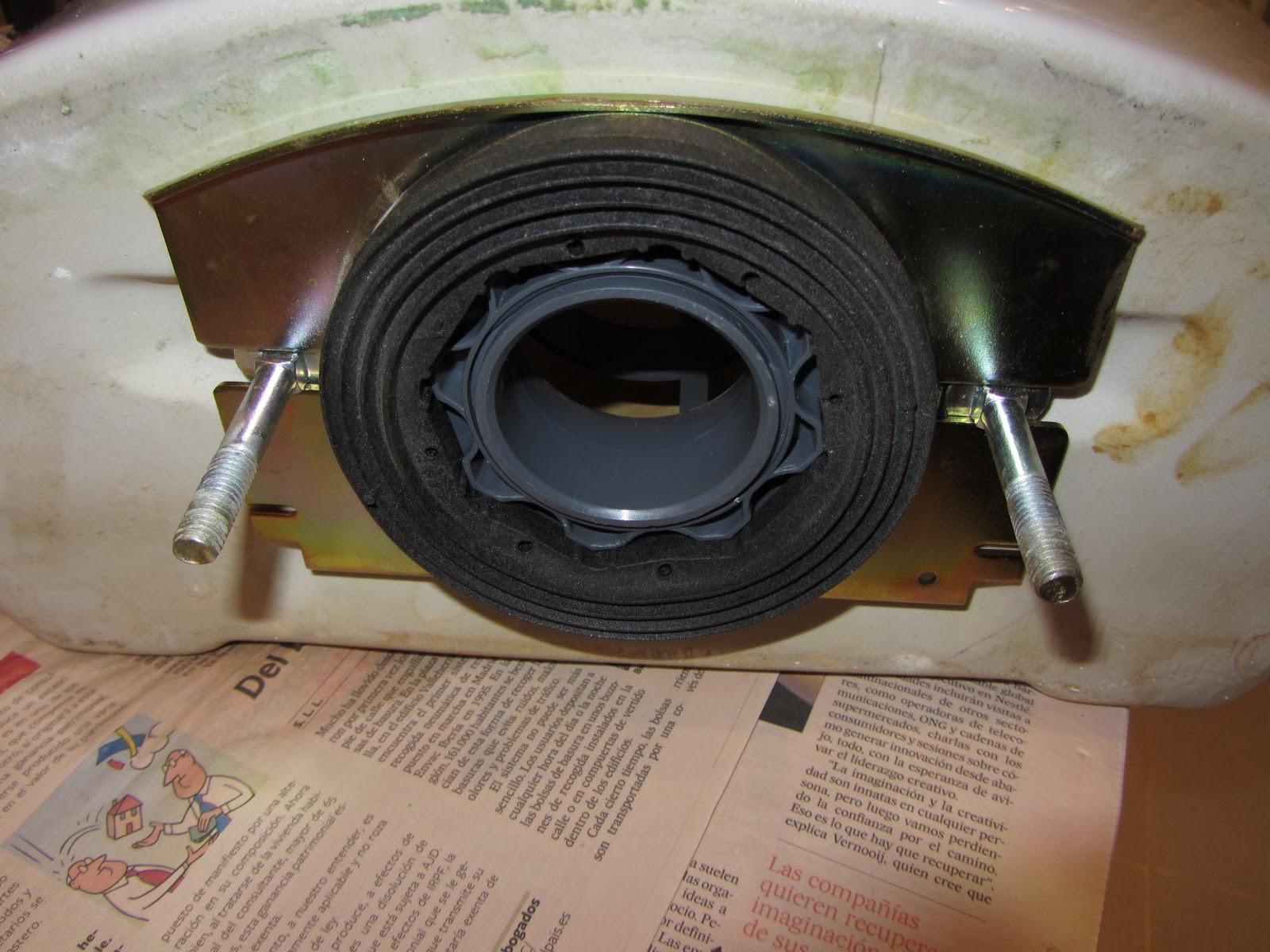Las notas de bigas proyecto cisterna for Cambiar mecanismo cisterna