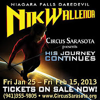 Circus Sarasota ad, 2013