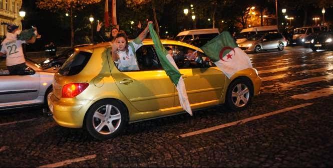 Supporters algériens : Nice interdit les drapeaux, Lille en appelle à la citoyenneté
