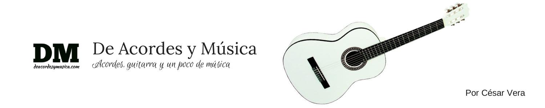 De Acordes y Música