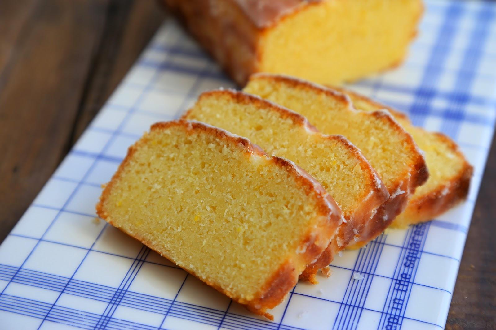 On dine chez nanou cake ultime au citron de la cuisine de for La cuisine de bernard