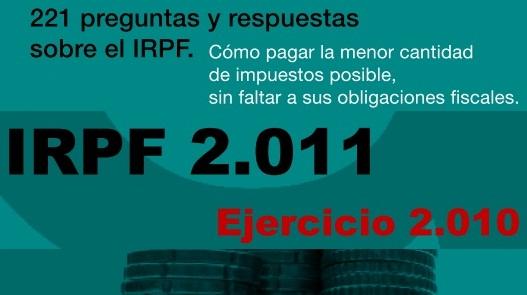 Guia Fiscal 2.011 (Ejercicio 2.010)