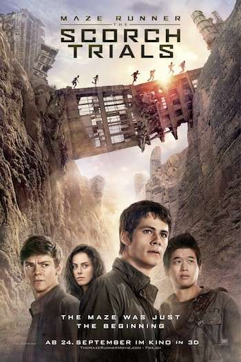 Maze Runner The Scorch Trials 2015 Dual Audio Hindi Movie Download