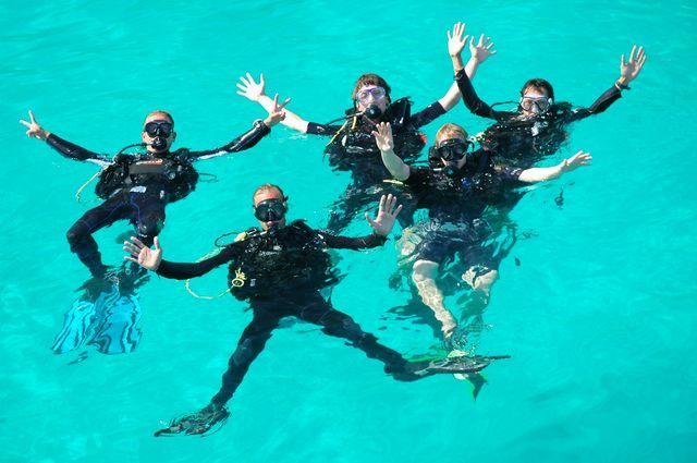 Vallarta tribune being a dive instructor - Dive instructor jobs ...