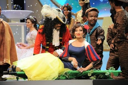 Rosyam Noor Kena Kritik di Anugerah Skrin 2012