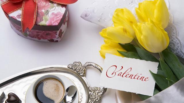 Rosas Amarillas para el Dia San Valentin