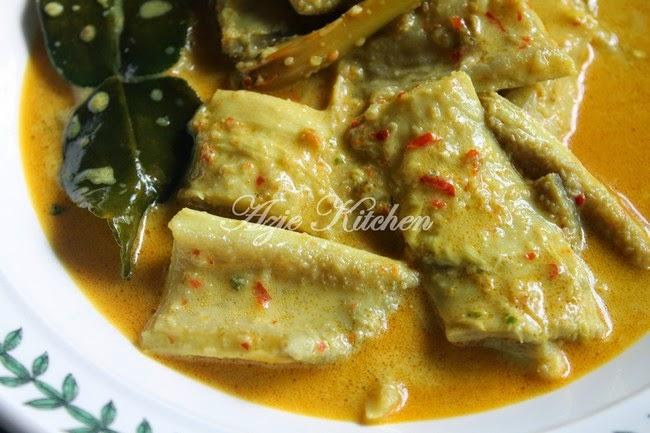 Aduhaaai Sedap Nyer Gulai Lemak Perut Azie Kitchen
