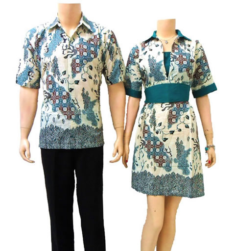 Model Baju Batik Couple Yhs Newnet New Calendar Template Site