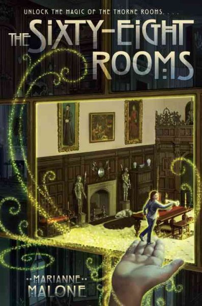 Book Muesuem Key Miniture Rooms