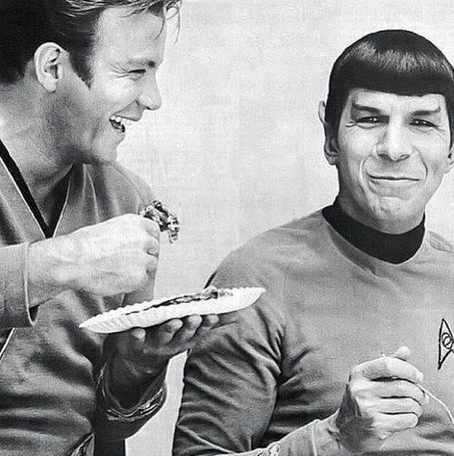 Leonard Nimoy Spock Thank