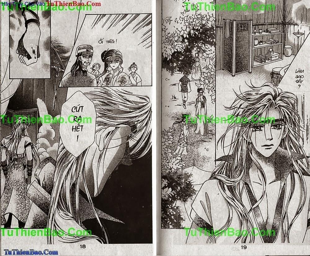Công Chúa Nam Yên Chapter 15 - Trang 8