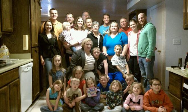 Moore Family February 2011