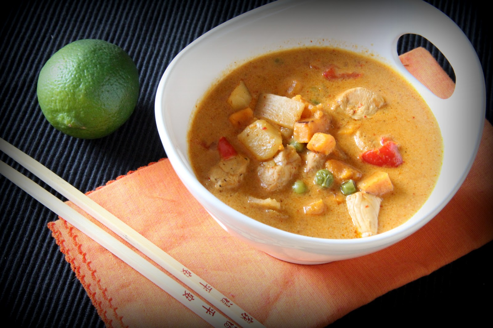 how to make curry creamier