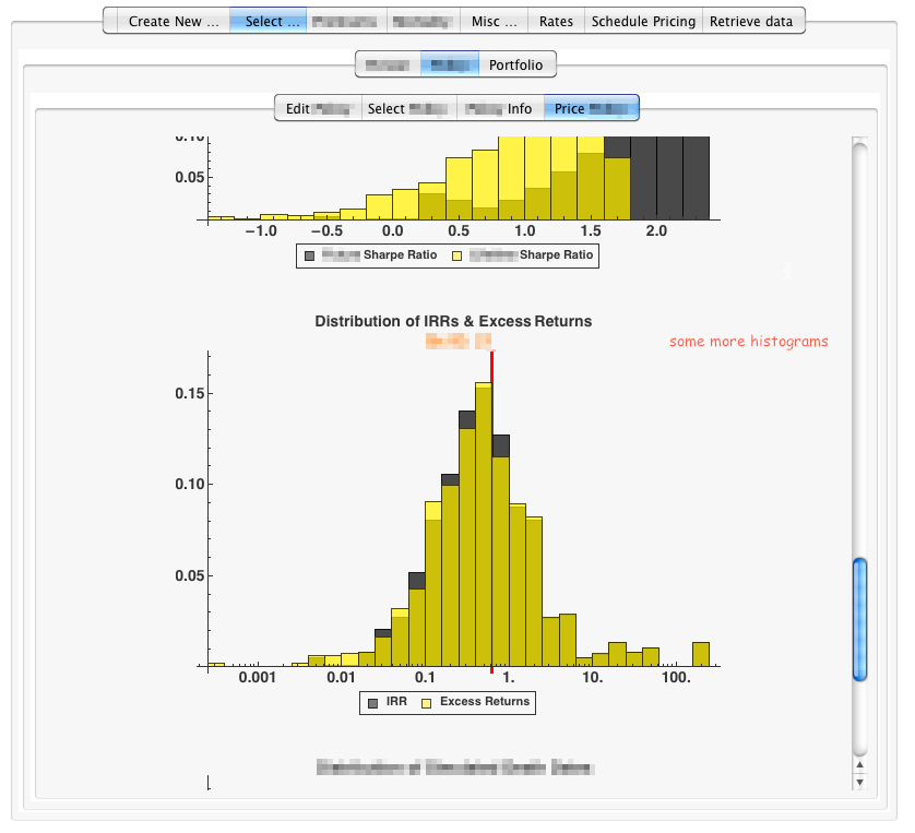 Asset Pricing: Mathematica Consulting: Example Of An Enterprise Level