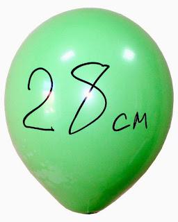 """форма воздушного шара """"Веселый праздник"""""""