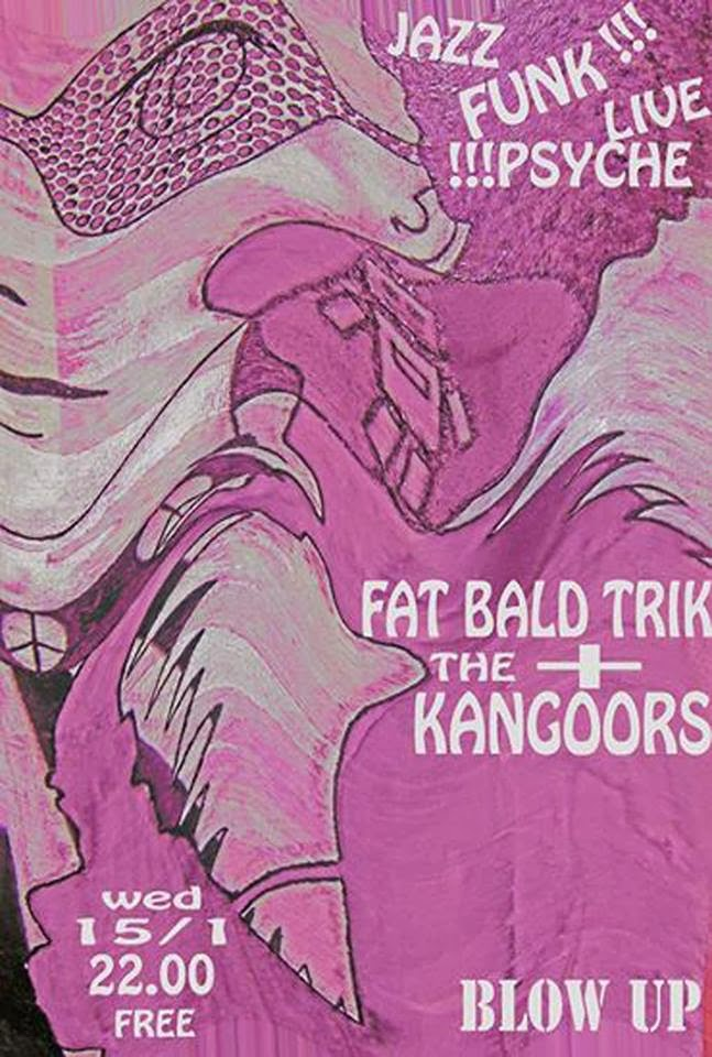 Fat bald Trik & the Kangoors