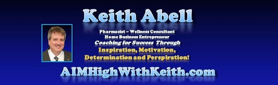 Pharmacist Keith's, Keys to Success