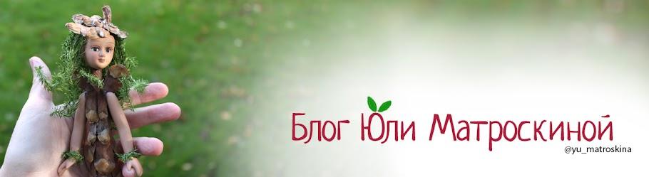 Блог Юли Матроскиной