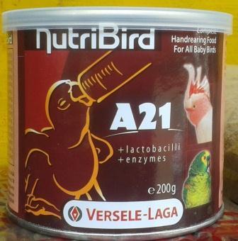 Pakan Lolohan Lovebird Import NutriBird A21 STOK SEDANG KOSONG