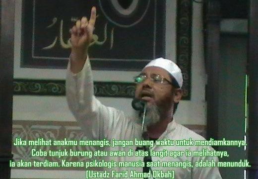 7 Rahasia Mendidik Anak Secara Islami