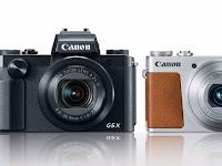 Canon Luncurkan Duo Kamera Saku PowerShot G5 X dan PowerShot G9 X