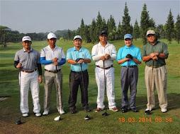 Klub Golf Bogor Raya, Bogor, Indonesia
