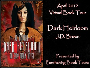 {Book Review} Dark Heirloom by J.D. Brown