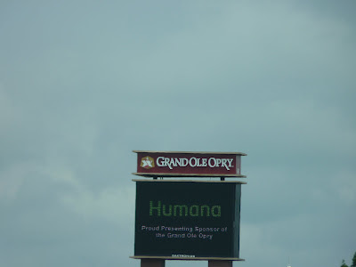 Grand Old Opry sign