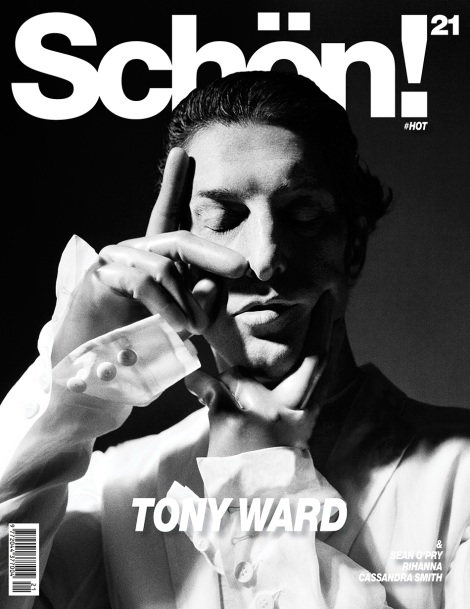 Tony Ward for Schon Magazine