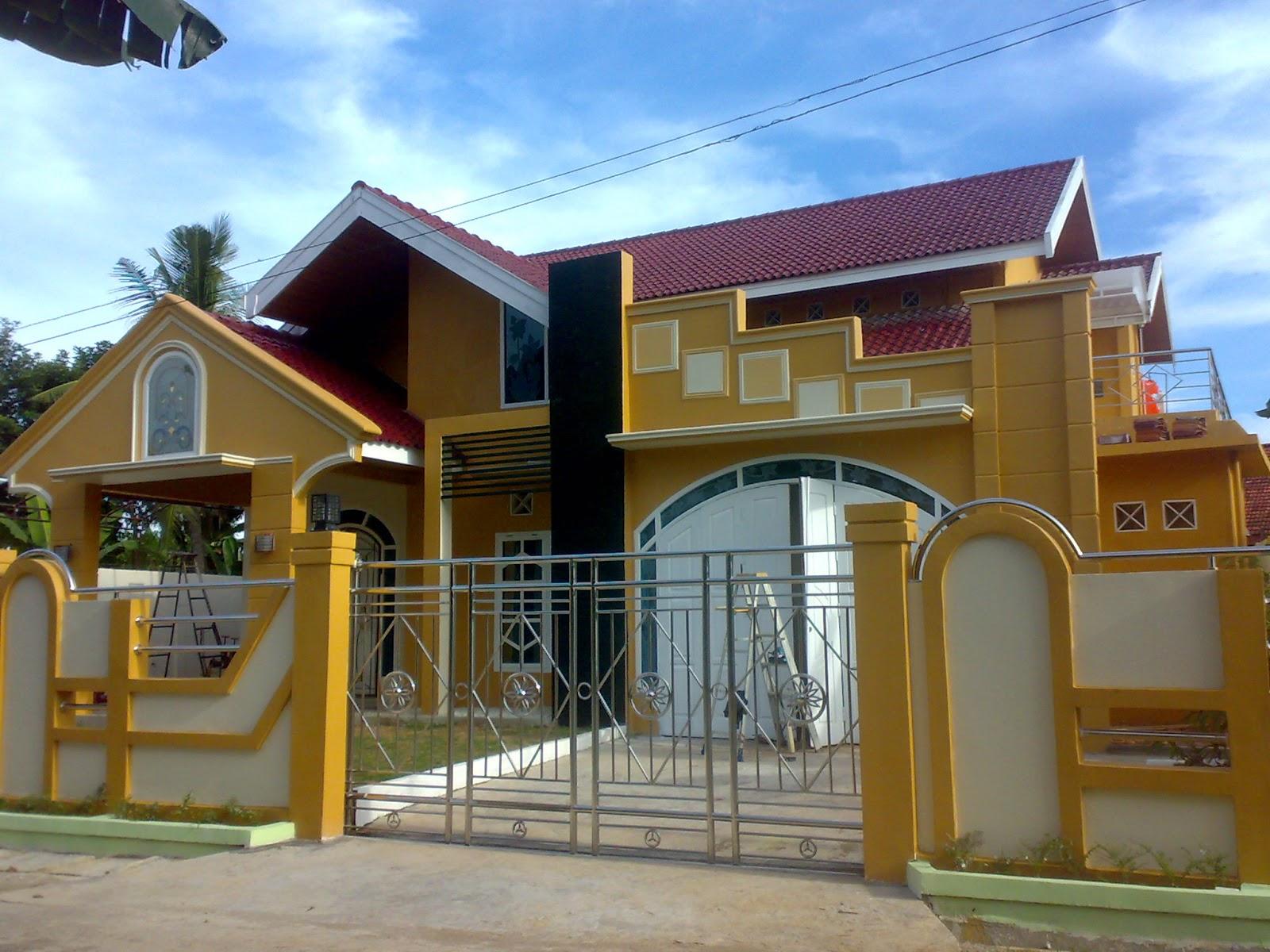 Bentuk Rumah Idaman