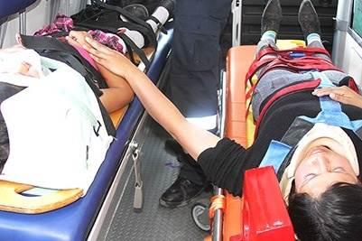 Taxi | Accidente víal