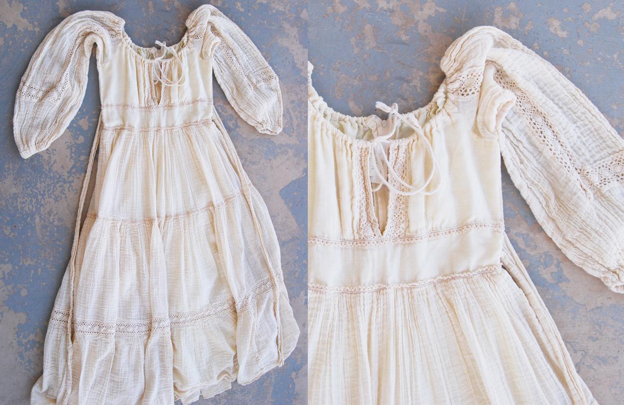 Wedding Peasant Dresses 10