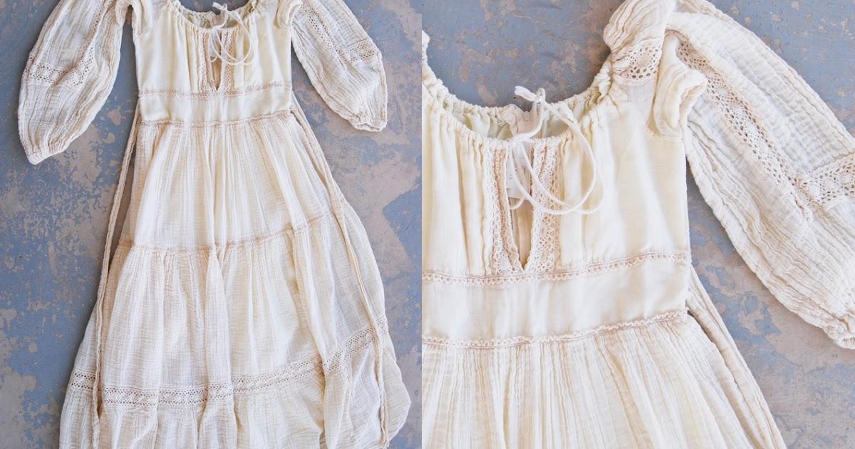 Jessamity vintage find of the week 1970s gunne sax for Gunne sax wedding dresses