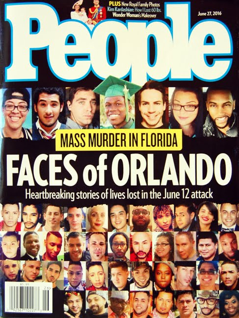 48 of the 49 Victims On People Magazine Cover