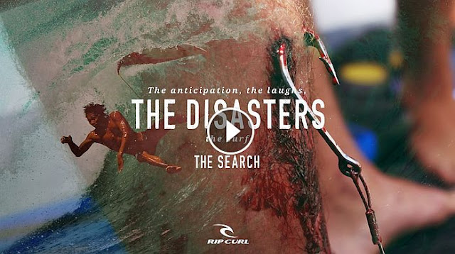 The Disasters The Search by Rip Curl