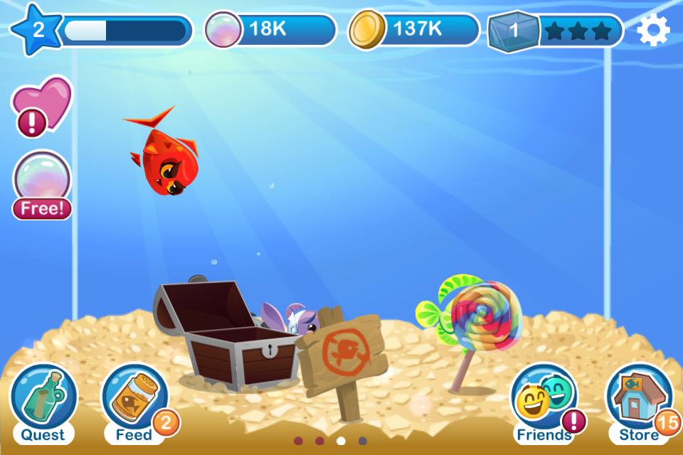 Fish with attitude hack fish with attitude hack 1 4 for Fish with attitude 2