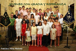 Jóvenes con Gracia y Esperanza