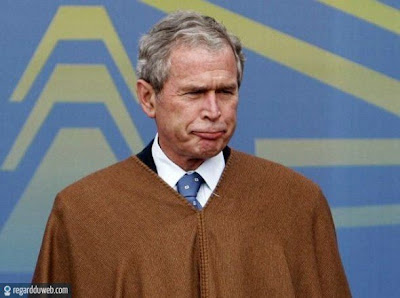Photos amusantes et extraordinaires Célébrité - Bush v12