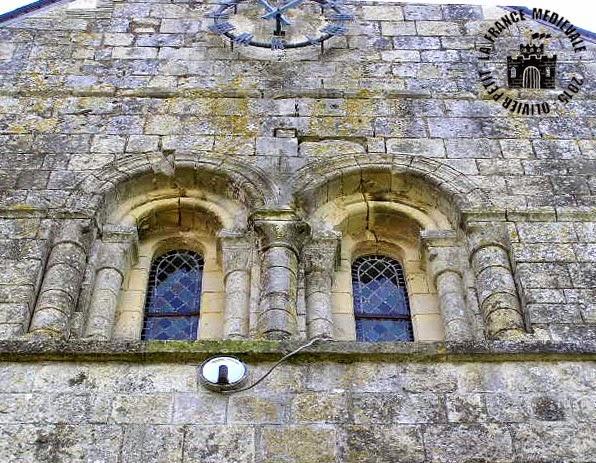 MANEGLISE (76) - Eglise Saint-Germain (Extérieur)