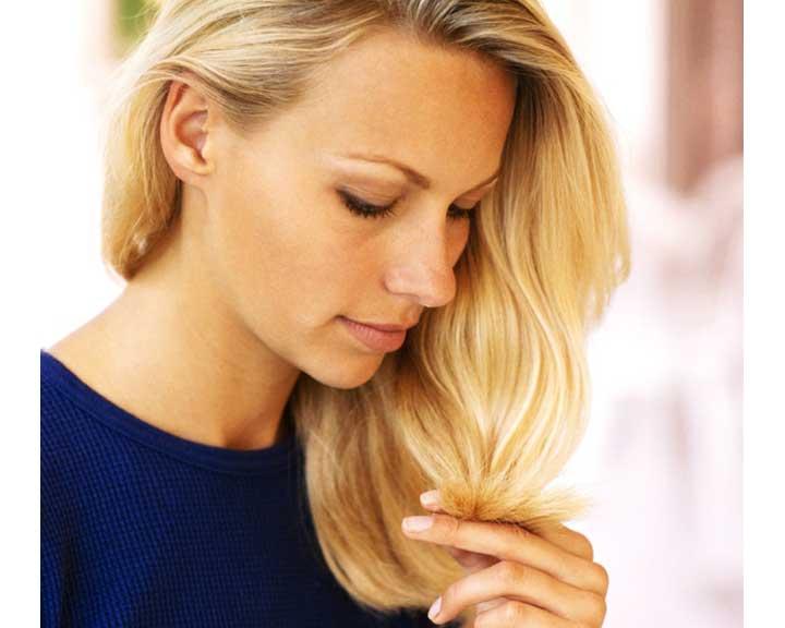 Masque naturel cheveux mixtes