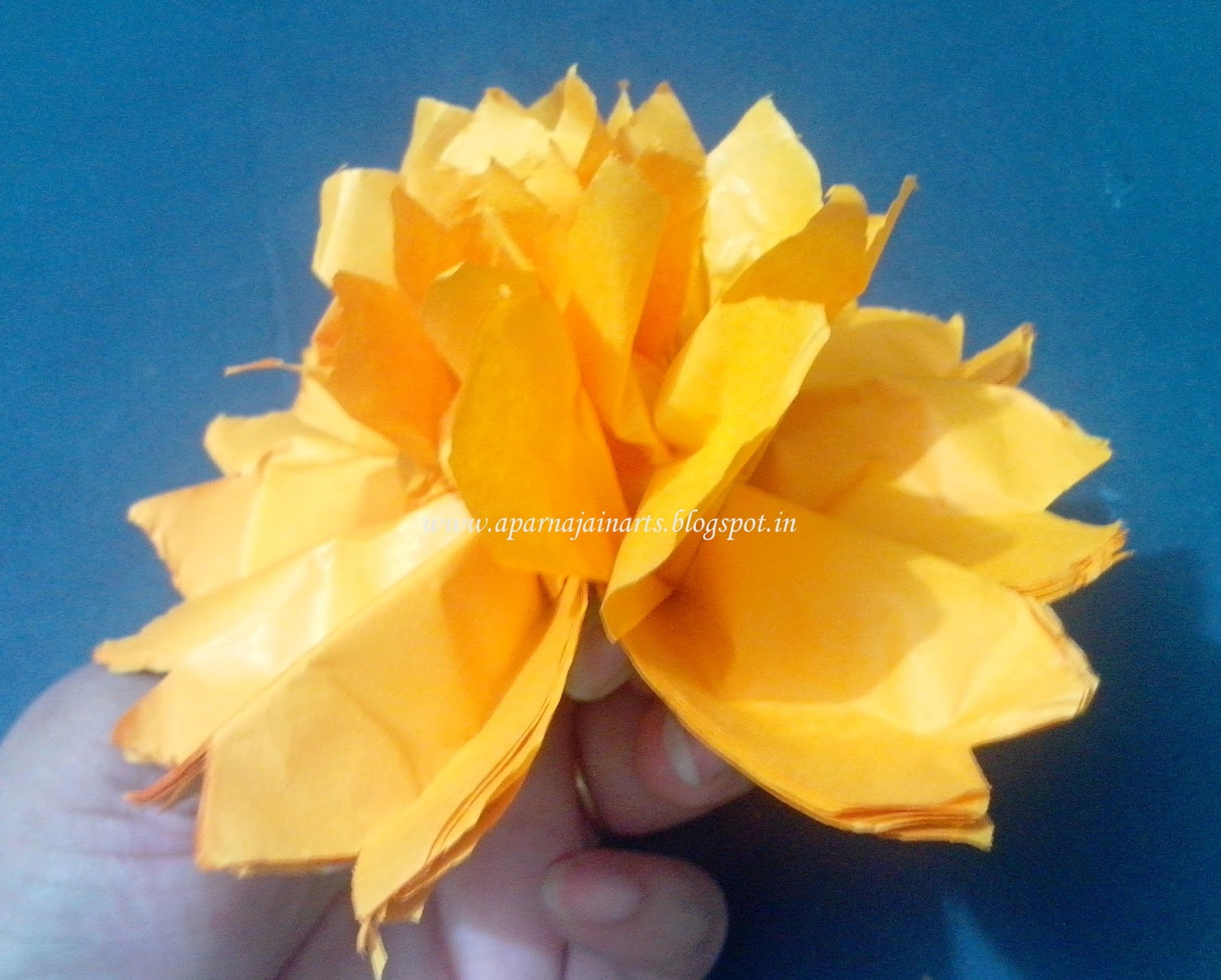 The crafty world pankh arts pom pom tissuekite paper flowers your tissuekite paper flowers are ready use them to decorate you home creatively and do share with me by adding the pictures in the comments box below mightylinksfo