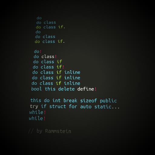 du hast - do class - C++