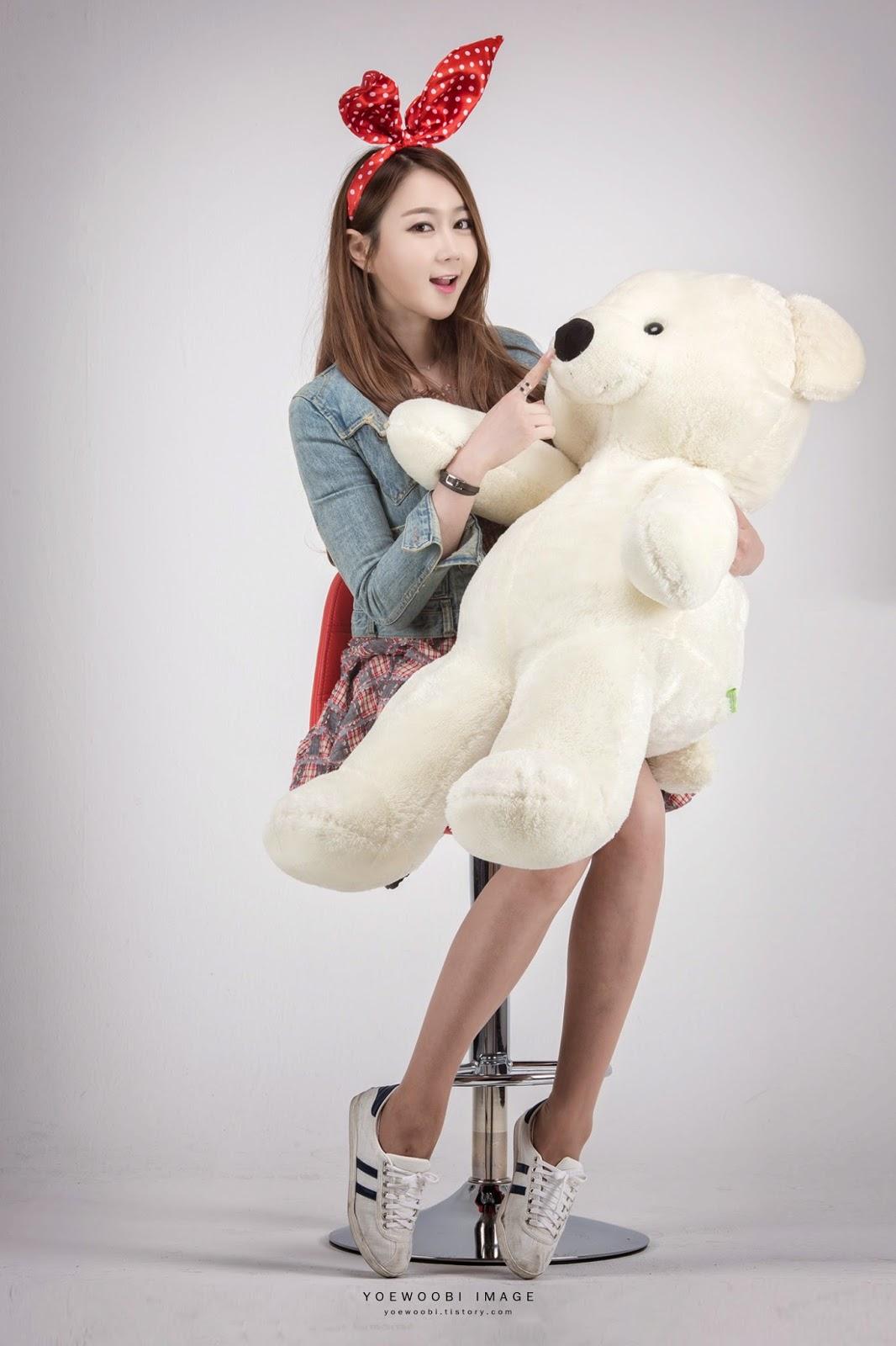 5 Han Chae Yee - IN-N-OUT - very cute asian girl-girlcute4u.blogspot.com