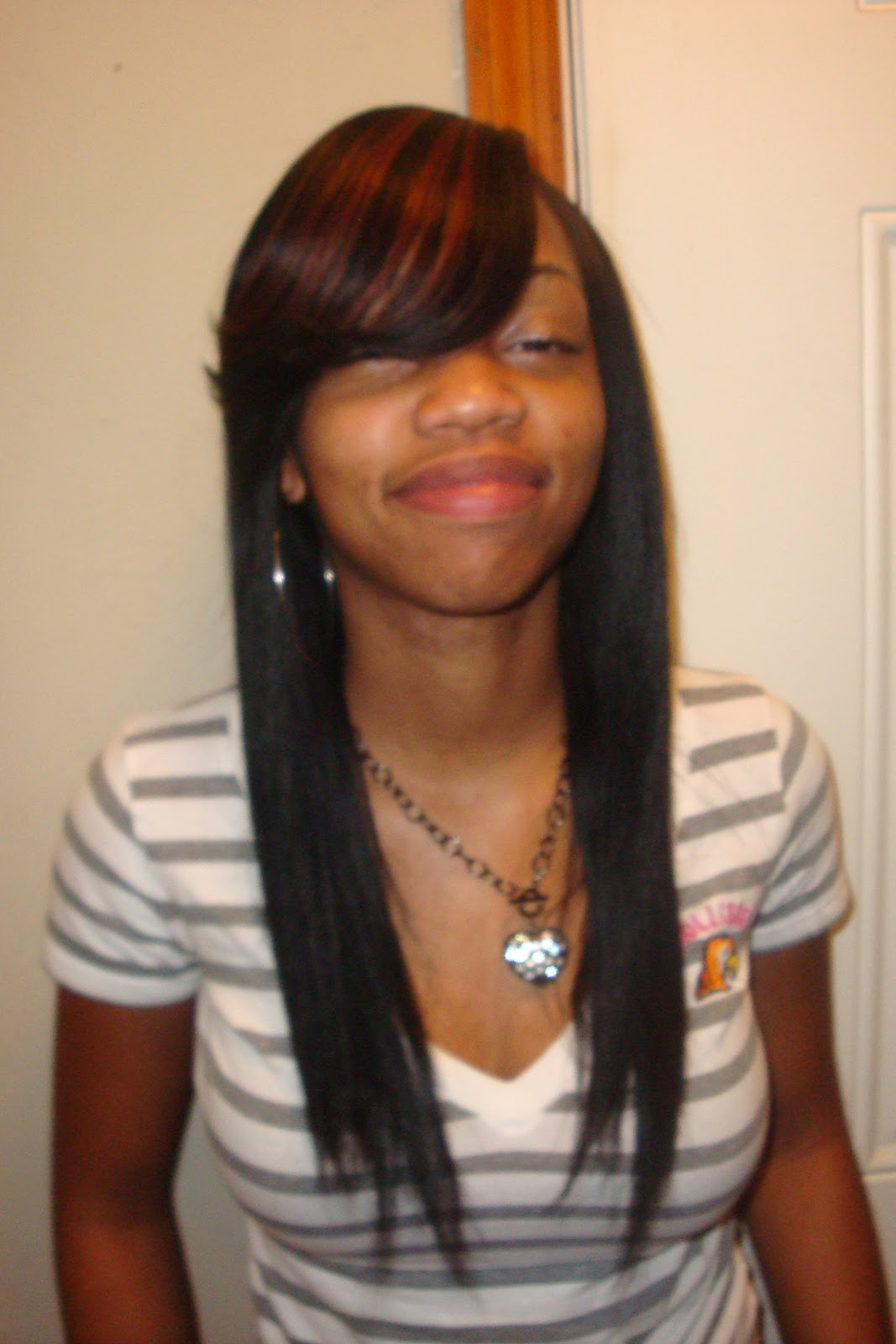 Best Graphic of Long Straight Sew In Hairstyles | Donnie Moore Journal